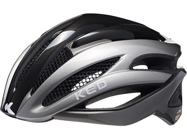 KED Wayron Helmet Black Anthracite